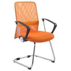 CHAISE DE BUREAU Chaise fauteuil de bureau avec accoudoirs en maill