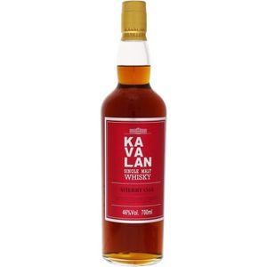 WHISKY BOURBON SCOTCH Kavalan Ex-Sherry Oak - Single Malt Whisky - Taiwa