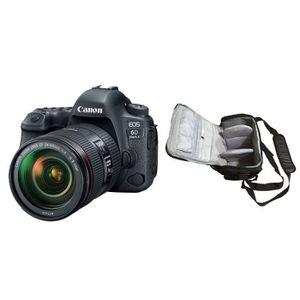 PACK APPAREIL RÉFLEX Canon 6D Mark II + Canon EF 24-105mm f4L IS II USM