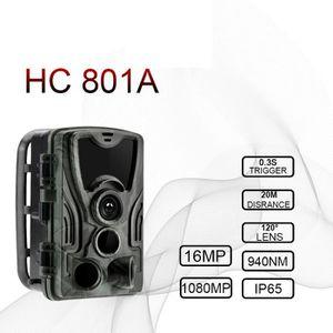 APP. PHOTO MINIATURE Date chasse caméra GPS sans fil 4G LTE télécommand