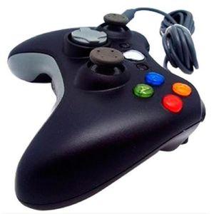 CONSOLE XBOX 360 Manette en plastique Wired Game Pad Controller Pou