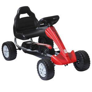QUAD - KART - BUGGY Vélo et véhicule pour enfants kart à pédales Go ka