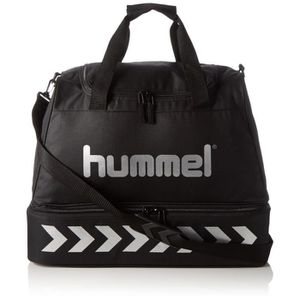 Hummel Authentic Sac de sport football L noir argent Prix