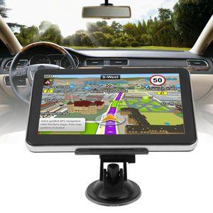 GPS AUTO navigation GPS système stéréo de voiture de 7 pouc