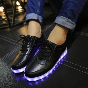 BASKET Wecheers® Femme LED sport Sneaker lumineuses chaus