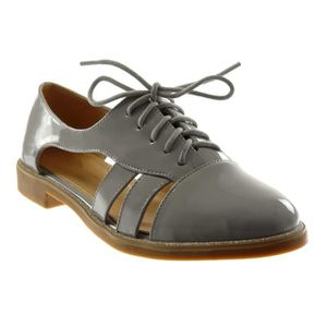 DERBY Angkorly - Chaussure Mode Derbies ouverte femme ve
