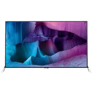 Téléviseur LED 48PUS7600 PHILIPS 4K UHD Razor Slim LED TV Powered