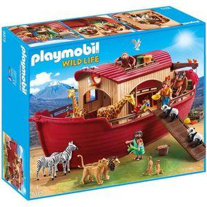 UNIVERS MINIATURE PLAYMOBIL 9373 - Arche de Noé avec animaux
