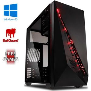 UNITÉ CENTRALE  VIBOX Vision 2 PC Gamer - AMD 2-Core, Radeon 8370D