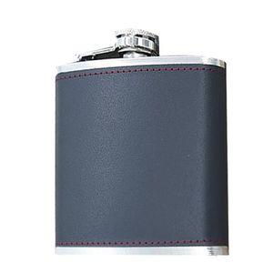 FLASQUE Flasque noir 175ml 6 oz Pocket Flagon Sports de pl