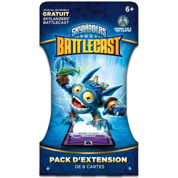 Skylanders Battlecast Pack Extension