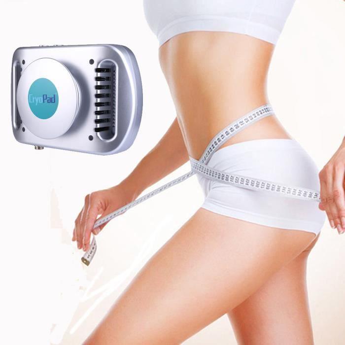Machine mince de perte de poids corporel mince de corps de gel de lipolyse de substance froide de Konmison ZDD90315682US_2020