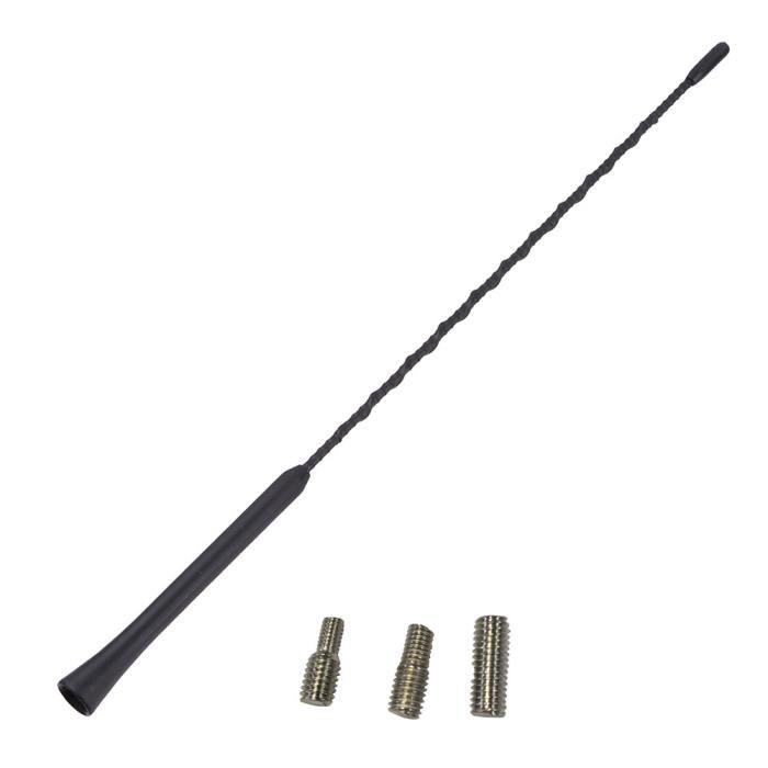 Voiture Radio Universal Flexible Anti Noise Bee-Sting Antenne Antenne@DC2035