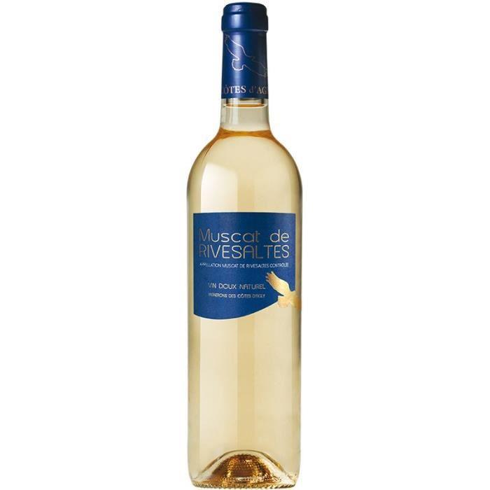 Vignoble d'agly - Muscat de Rivesaltes 2016