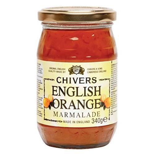 Chivers English Orange Marmelade, 340 g