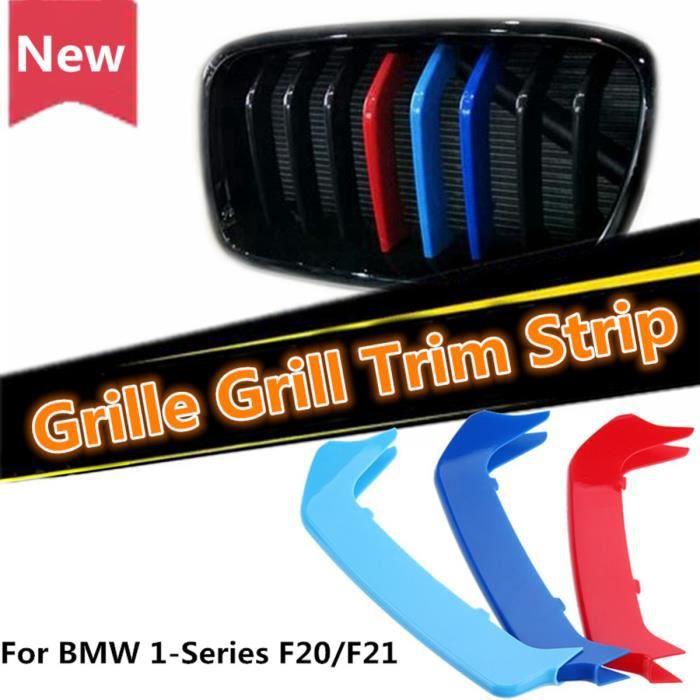 NEUFU M-Couleur Sport Grille Bande Clips Couverture Pour BMW M 1 Series F20/F21 12-14