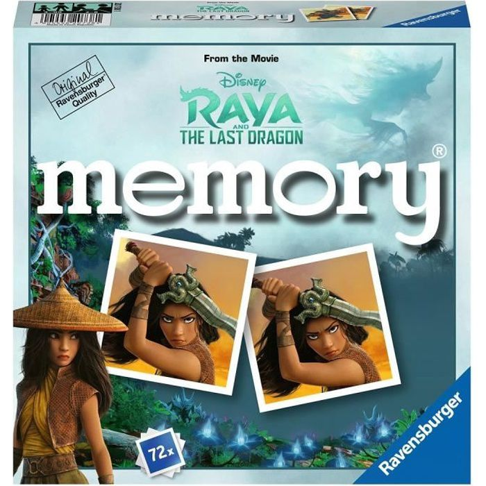 Grand memory® Disney Raya et le dernier dragon