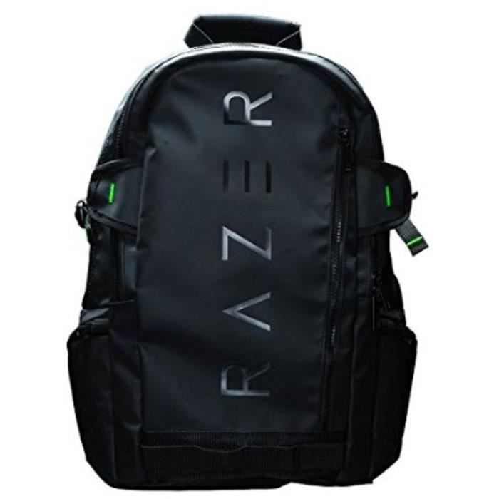 RAZER Sac à dos gaming Rogue pour Ordinateur portable - 14\