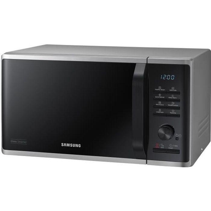 Samsung MS23K3555ES Four micro-ondes monofonction pose libre 23 litres 800 Watt argenté(e)