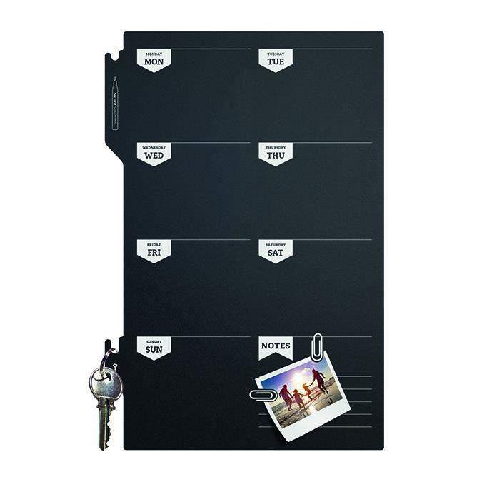 Securit FB-PLAN, Noir, 300 mm, 3 mm, 450 mm, 100 g