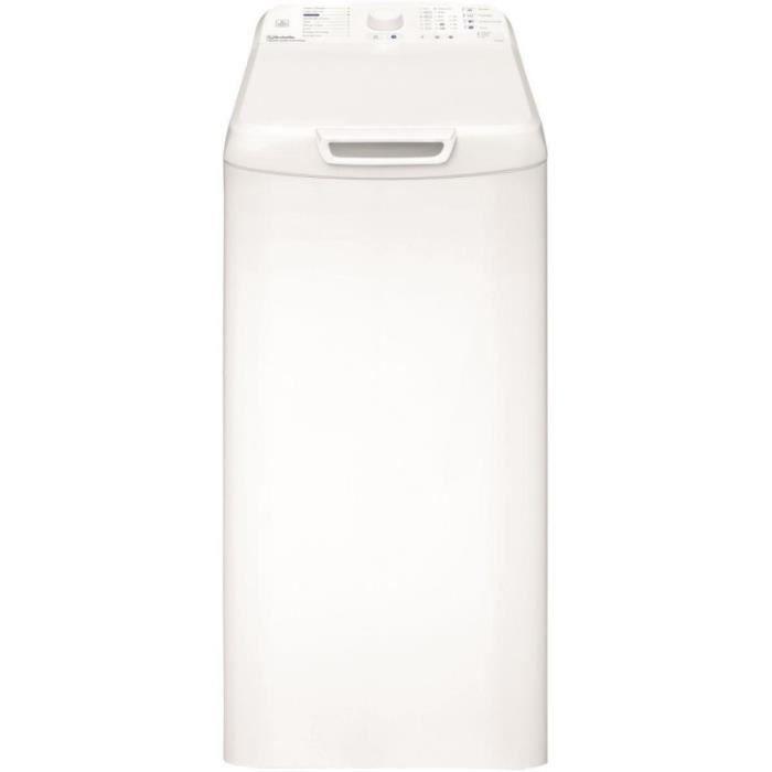 VEDETTE Lave-Linge Top VE LT 5kg 1200T A+B VLT125WGrade B - Très bon état - Grade B - Très Bon état