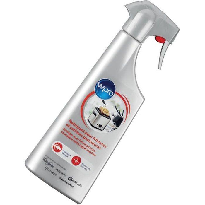 Spray nettoyant pour friteuse 500ml - Accessoires et entretien - (18674)