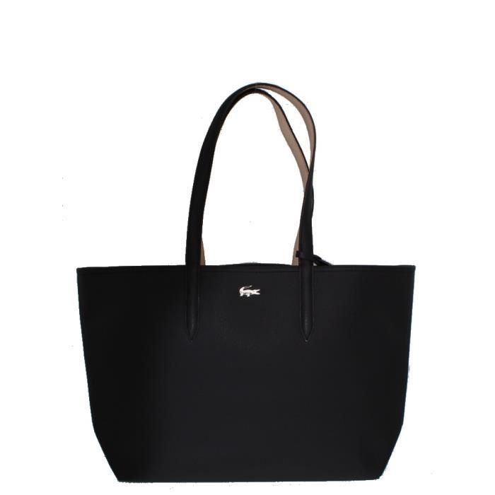 Sac Lacoste shopping porté épaule ref_cem41539-A91