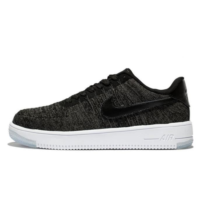 best sneakers 0dacb 0040c Nike Air Force 1 Ultra Flyknit Faible, Chaussures de Sport Running ...