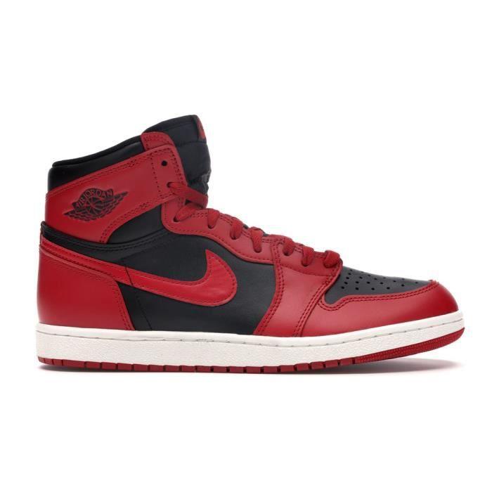 nike jordan homme chaussures rouge