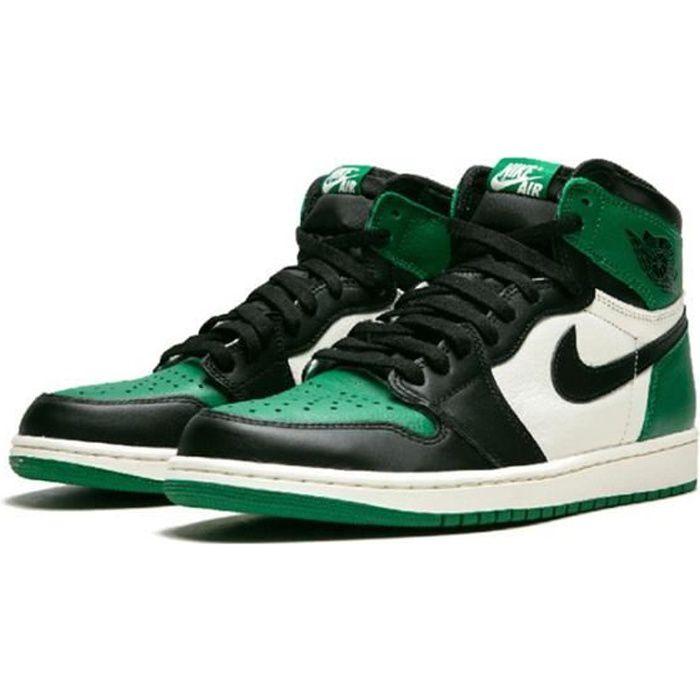 Basket Nike Air Jordan 1 Retro High Pine Green Cha