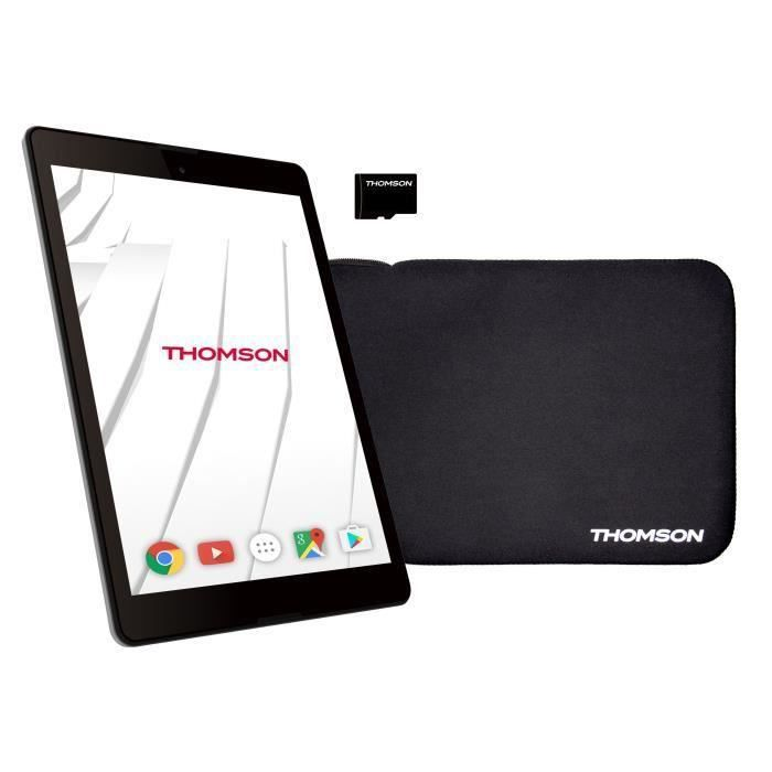 TABLETTE TACTILE THOMSON Tablette Tactile - TEO9XSC16 - Ecran 9.7""