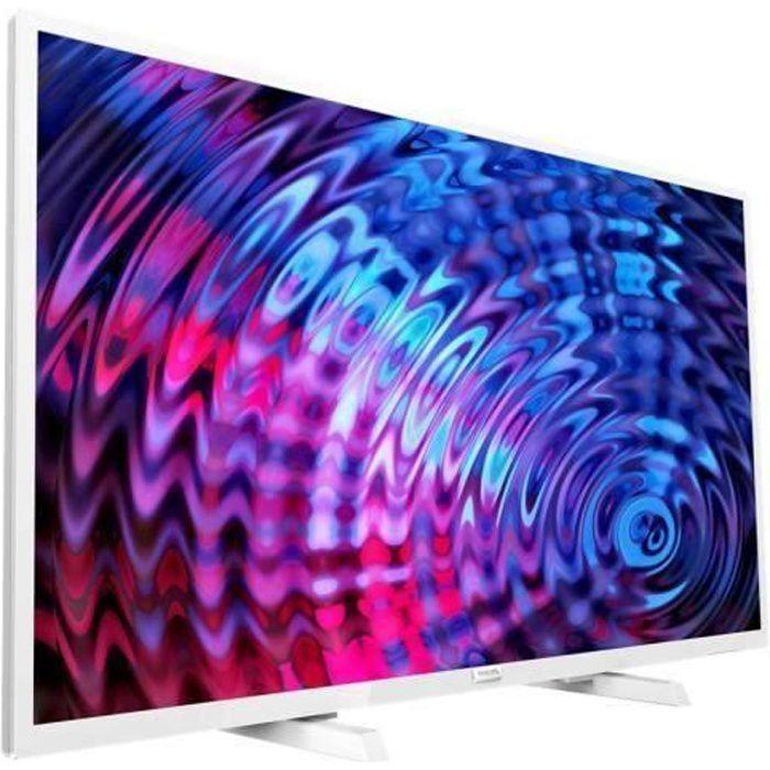 """Téléviseur LED Philips 32PFS5603 Classe 32"""" 5600 Series TV LED 10"""
