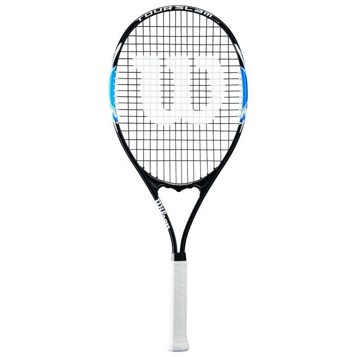 pour Joueurs D/ébutants Fusion XL pour un Jeu dans toutes les Zones Wilson Unisexe Raquette de Tennis