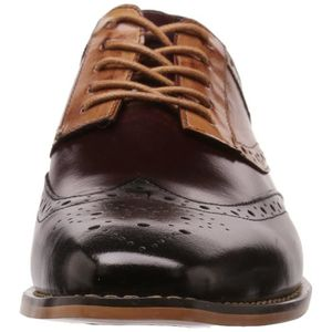 Oxford wingtip 1 44 Tinsley 2 BXFJC Taille 17WPd8pq