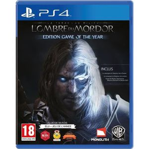 JEU PS4 La Terre du Milieu : L'Ombre du Mordor Edition Gam