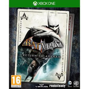 JEU XBOX ONE Batman : Return to Arkham Jeu Xbox One