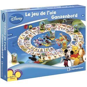 JEU SOCIÉTÉ - PLATEAU Clementoni - 66273 - Jeu De L'oie Disney