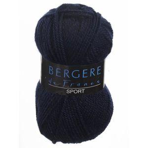 LAINE TRICOT - PELOTE BERGERE DE FRANCE Sport Vaisseau Fil à Tricoter
