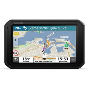 GPS AUTO Garmin Camper 785 - GPS Camping-car avec caméra de