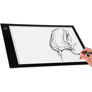 TABLE A DESSIN Gosear ® LED tablette Lumineuse a Dessin XP-Pen DC