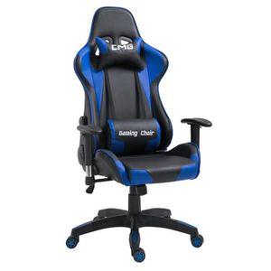 CHAISE DE BUREAU Chaise de bureau GAMING fauteuil ergonomique avec