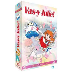 DVD MANGA Vas-y Julie ! - Intégrale de la série TV (8 DVD)
