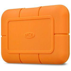 DISQUE DUR EXTERNE LaCie Rugged USB-C SSD 2 To - Disque dur externe S