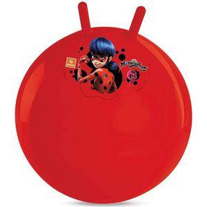 BALLON - BÂTON SAUTEUR MIRACULOUS - Ballon Sauteur - 50 cm - Jeu de Plein
