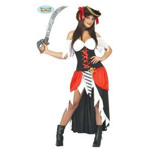 DÉGUISEMENT - PANOPLIE Costume corsaire femme