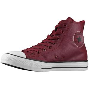 converse rouge bordeaux