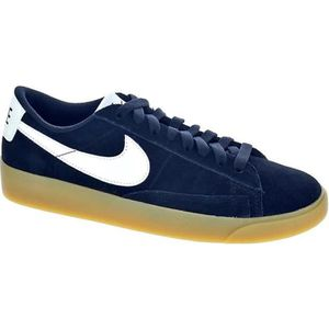 pretty nice 93542 20258 BASKET Baskets basses - Nike Blazer Low Femme Noir