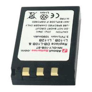 BATTERIE APPAREIL PHOTO Batterie pour OLYMPUS STYLUS 400 DIGITAL