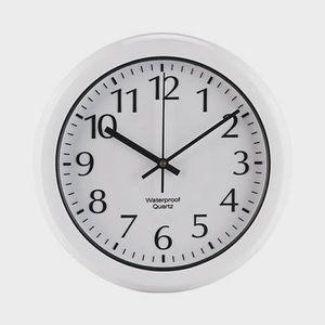 HORLOGE - PENDULE Horloge étanche à gros chiffres radio-pilotée