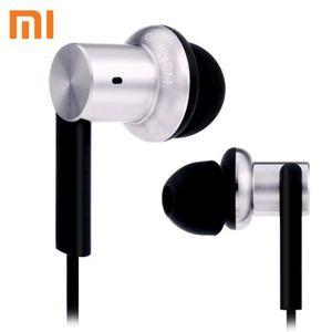 CASQUE - ÉCOUTEURS Xiaomi Mi IV Intra-auriculaire Écouteurs 3.5mm Hyb